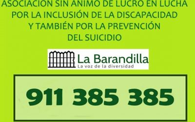 TELÉFONO CONTRA EL SUICIDIO: UN SERVICIO ALTRUISTA DE LA ASOCIACIÓN SIN ÁNIMO DE LUCRO LA BARANDILLA
