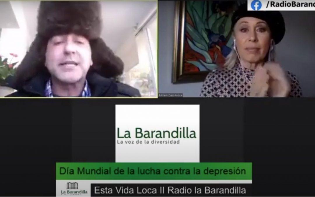 El actor Javier Martín va a presentar la Gala Musical de la Salud Mental, cuyos beneficios van en apoyo al Teléfono contra el Suicidio