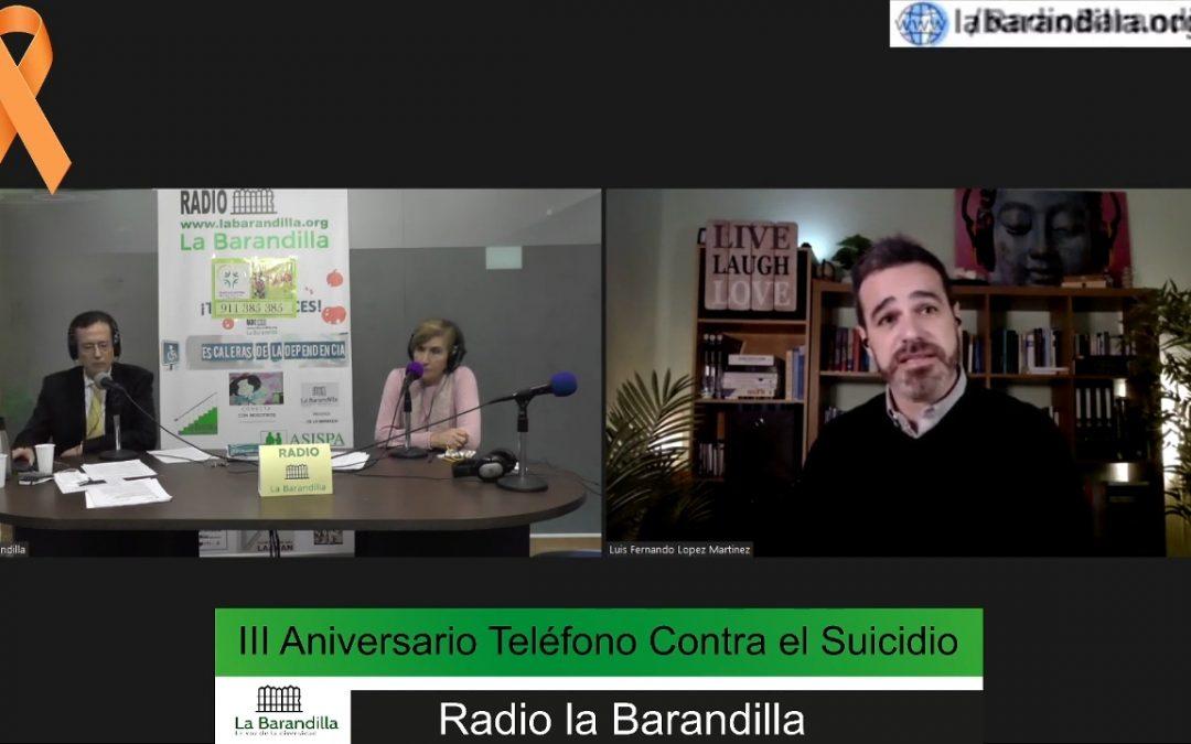 PROFESIONALES EN EL TELÉFONO CONTRA EL SUICIDIO.