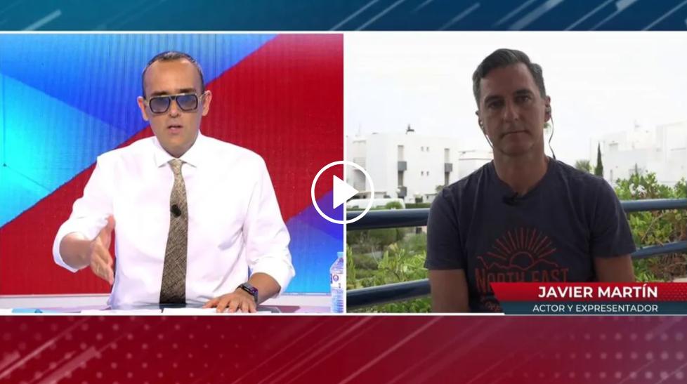 """Javier Martín en la Cuatro programa """"Todo es Mentira"""""""